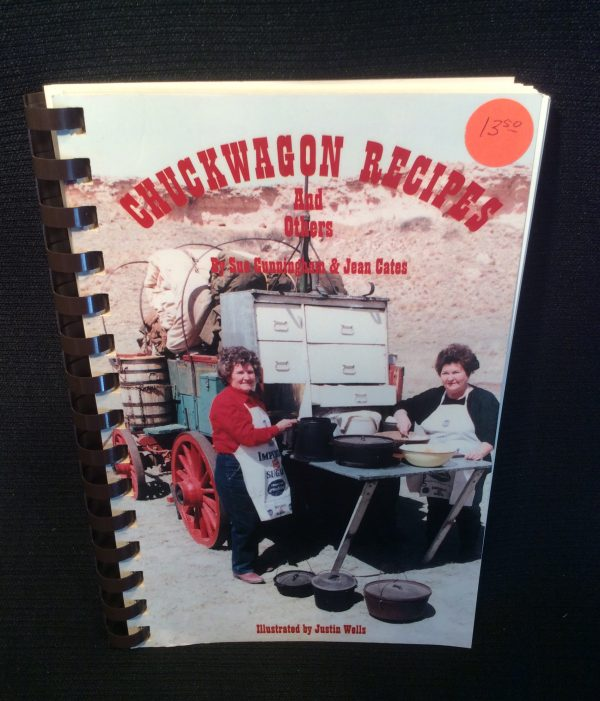 Chuckwagon Recipes and Others vol 1