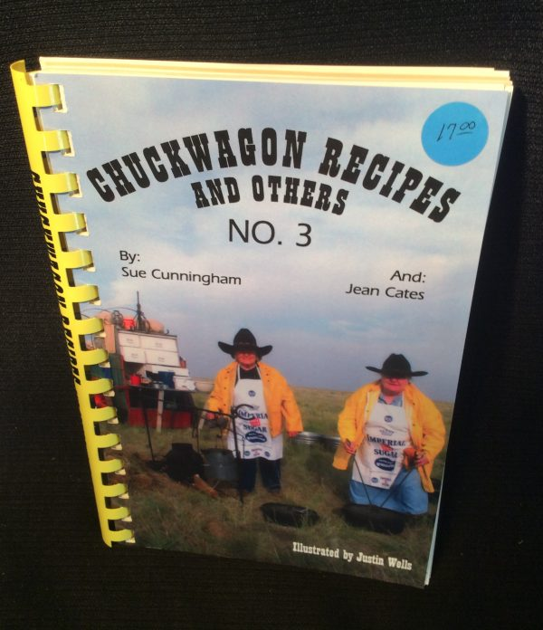 Chuckwagon Recipes and Others vol 3