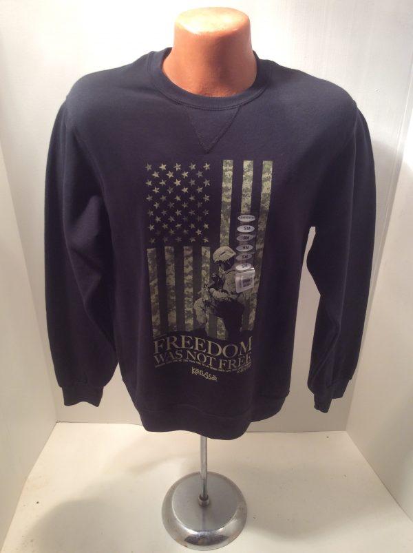 Kerusso American Flag T-Shirt