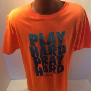 Kerusso Play Hard T-Shirt