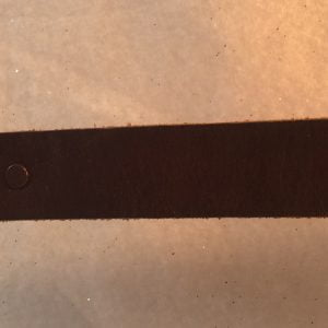 3D Belt Co Brown