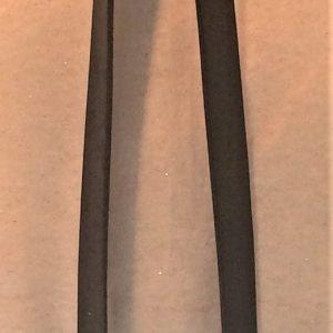 HDXtreme Work Black Suspenders