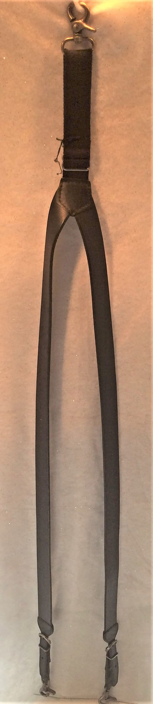 HDXtreme Work Black Suspenders