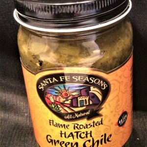 Flame Roasted Hatch Green Chile