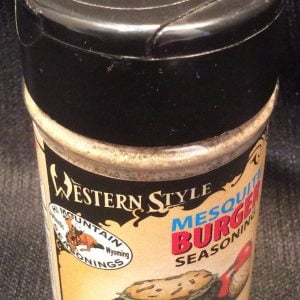 Mesquite Burger Seasoning