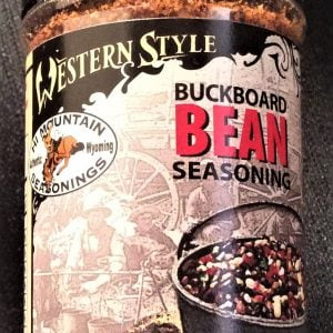 BuckBoard Bean Seasoning