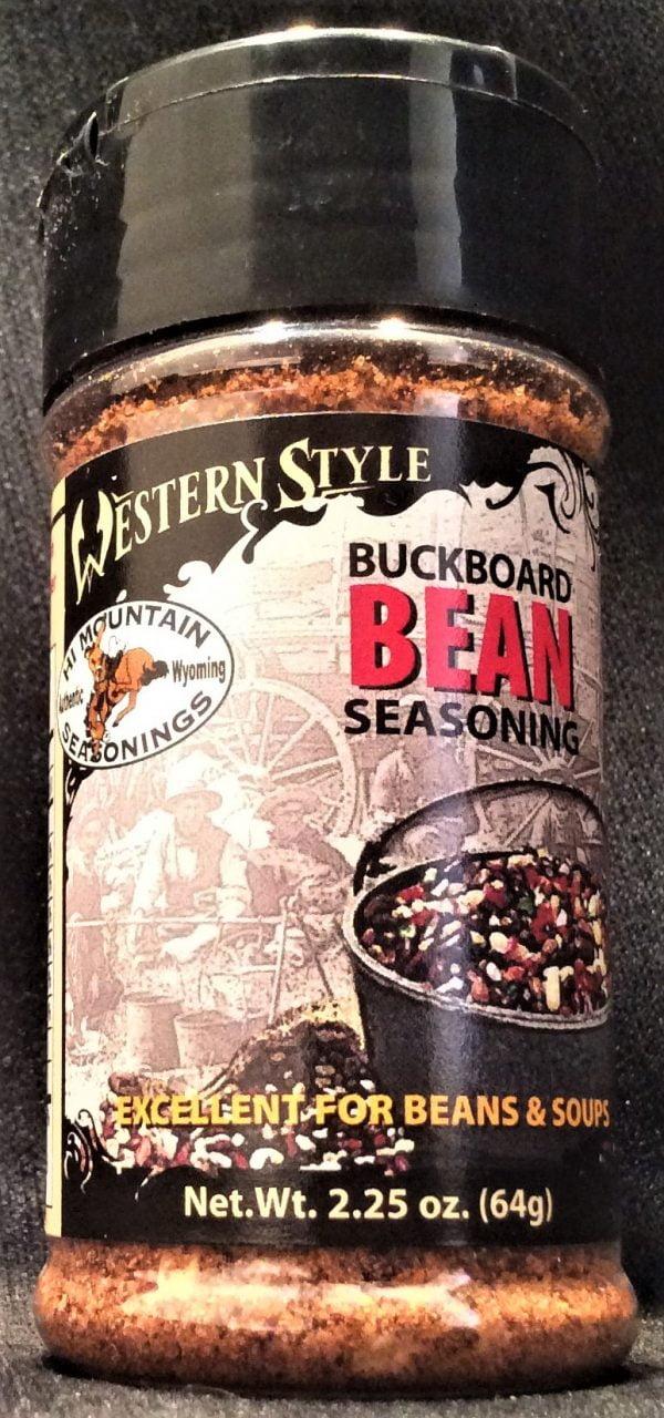 BuckBoard Bean Seasoning