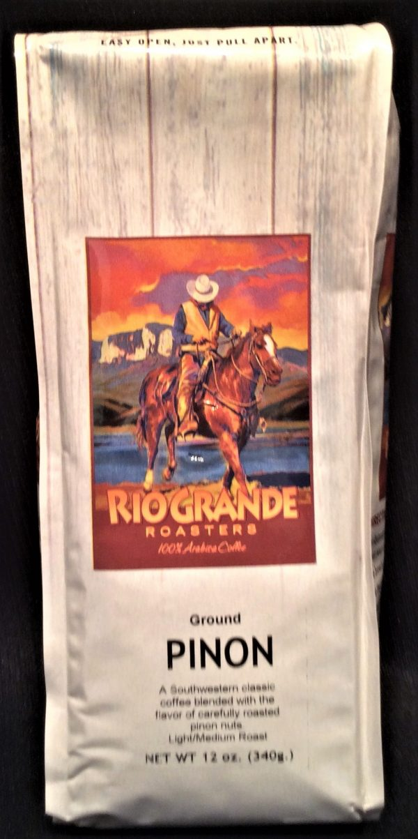 Rio Grande Ground Pinon Coffee
