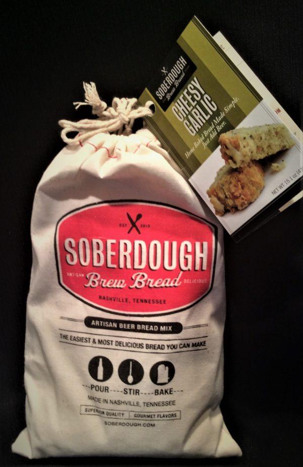 Cheese Garlic Soberdough Bread