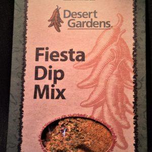 Desert Gardens Fiesta Dip Mix