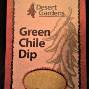 Desert Gardens Green Chile Dip