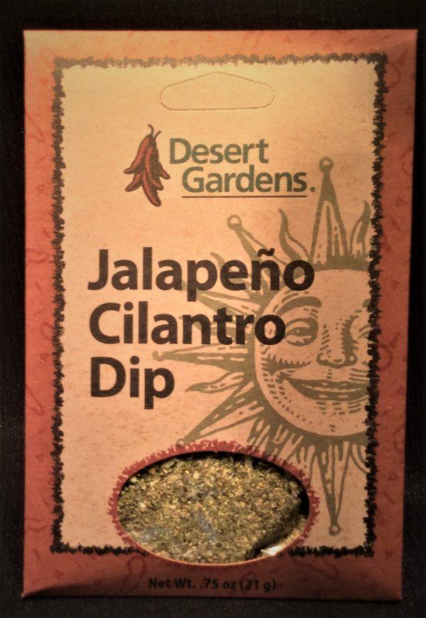 Desert Gardens Jalapeno Cilantro Dip