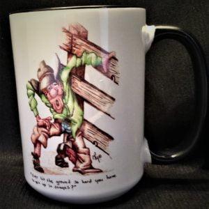 Cowboy Coffee Mug