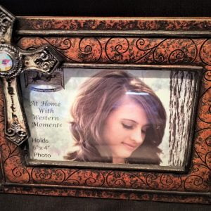 "Western Moments ""6 x 4"" Frame"