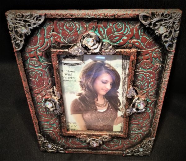 "Western Moments ""4 x 6"" Frame"