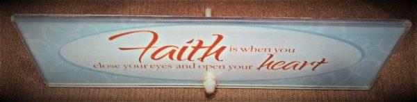 Glass Bar-Faith