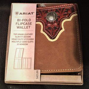 Ariat Bifold Flipcase Wallet