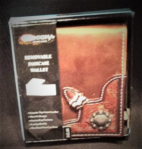NoCona Removable Passcase Wallet