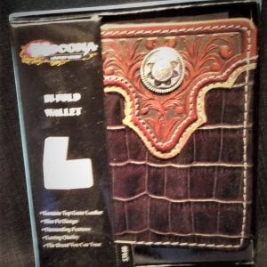 NoCona Bi-Fold Wallet