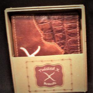 Twisted X BiFold Tex Wallet