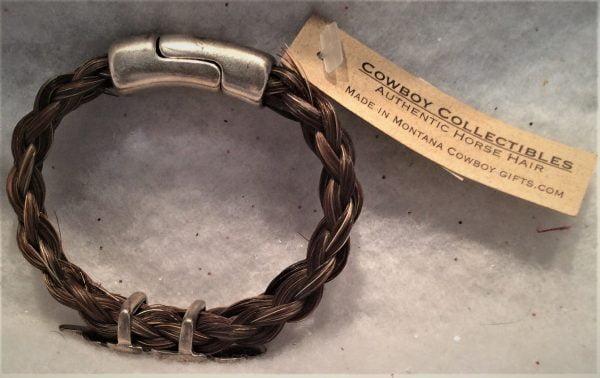 Authentic Brown Horse Hair Bracelet