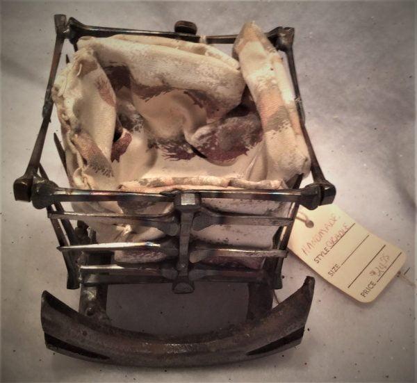 Horseshoe Cradle Handmade