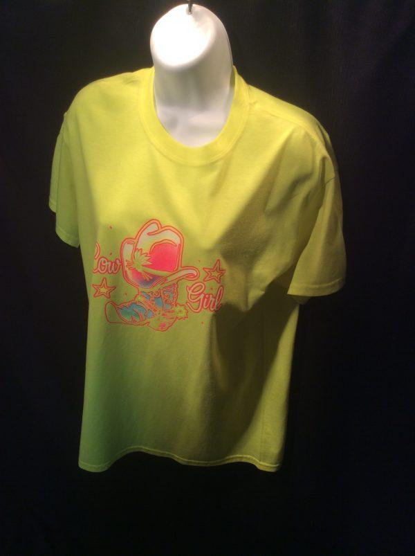 Gildan Cow Gril T-Shirt