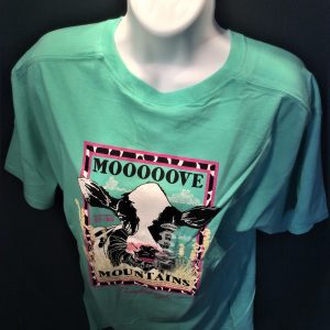 Cherished Girl MOOOOOVE T-Shirt