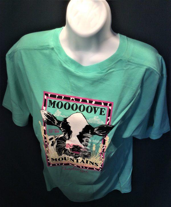 Cherished Girl MOOOOOVE T-Shirt