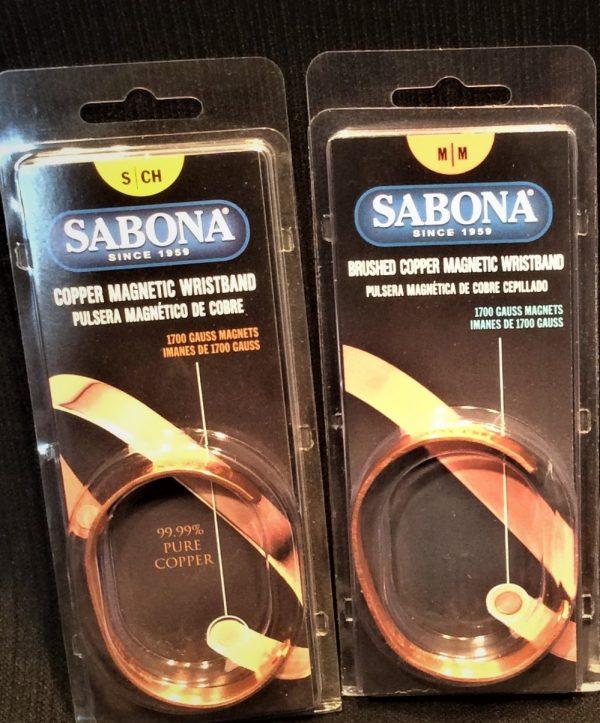 Sabona Copper Magnetic Wrstband