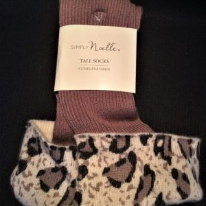Simply Noelle Tall Socks 201