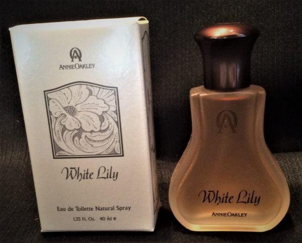 Annie Oakley White Lily