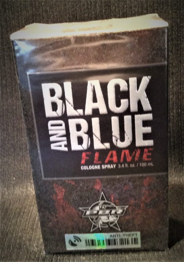 Black and Blue Flame Cologne Spray