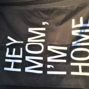 I'm Home Laundry Bag