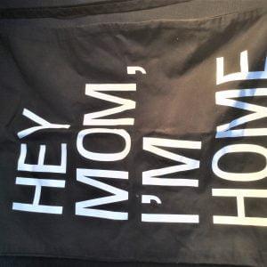 I'm Home Laundry Bag