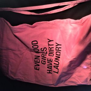Good Girls Laundry Bag