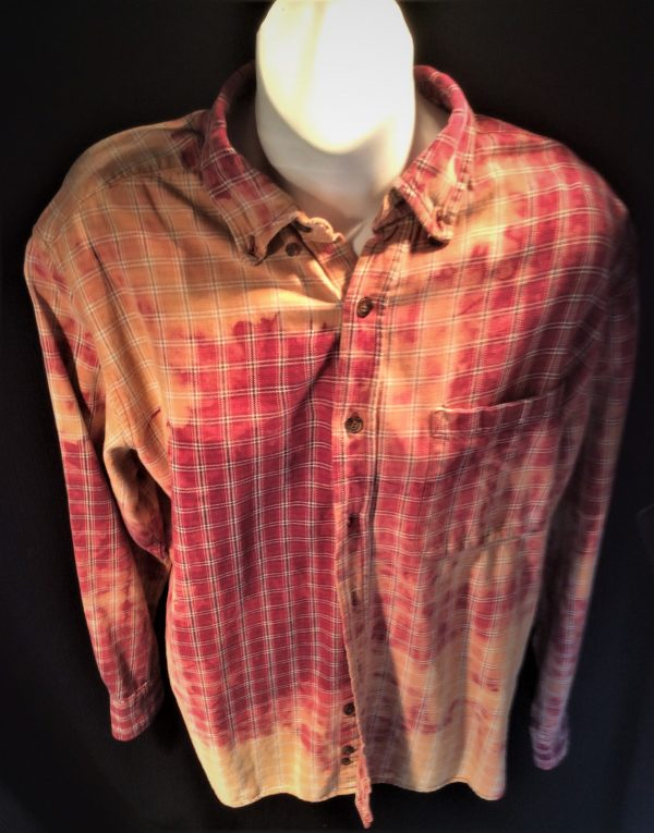 Bohemian Cowgirl Flannel Shirt