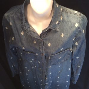 L&B Dark Blue Demium Shirt