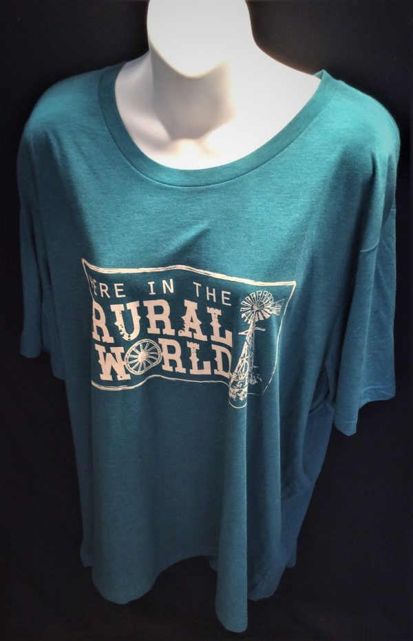 Crazy Train Rual World Tee