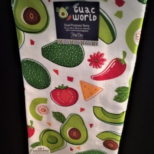 Guac World Terry Towel R4420