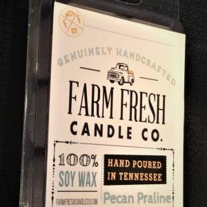 Farm Fresh Candle Co Pecan Praline