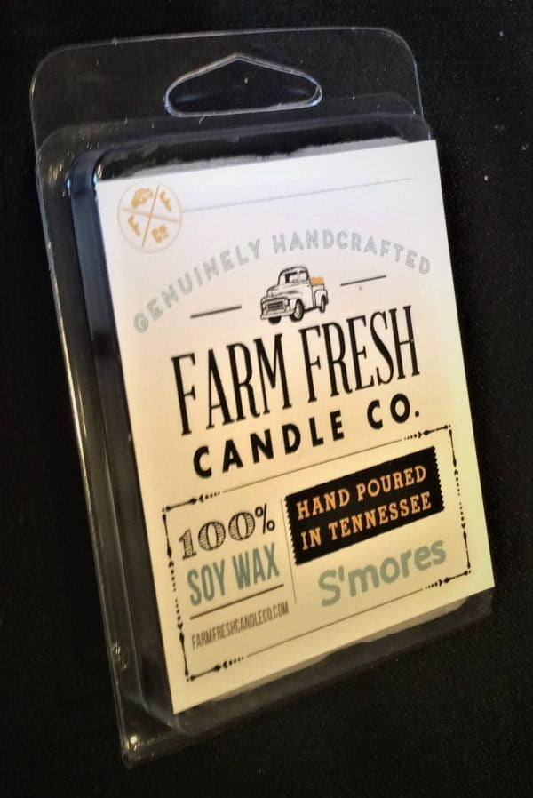 Farm Fresh Candle Co S'mores