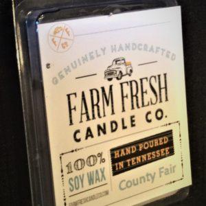 Farm Fresh Candle Co County Fair