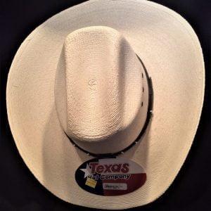 Texas Hat Company Straw Hat